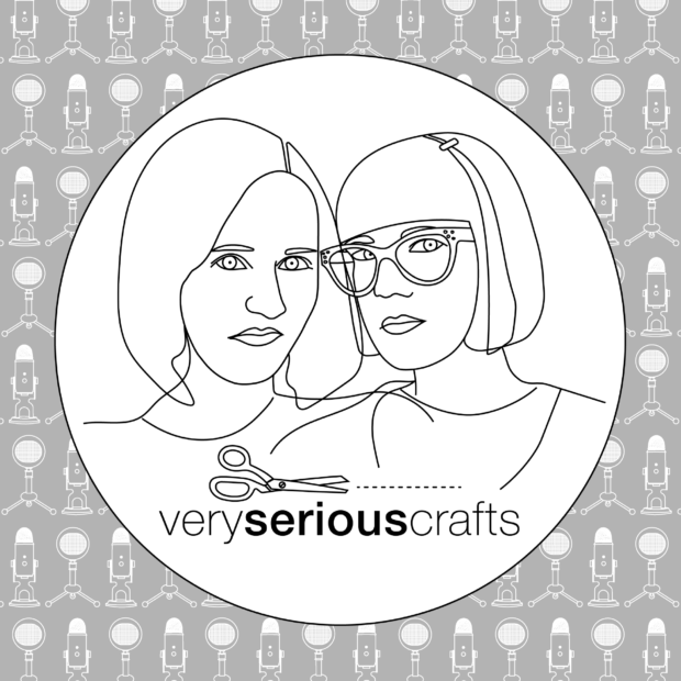 The Very Serious Crafts Podcast, Season 4: Episode 14 – Ye Olde Craft Inspiration